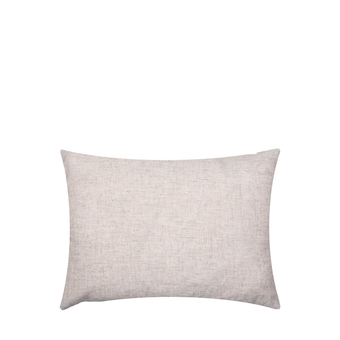 JRapee Lindie Oblong Cushion Natural 33x45cm